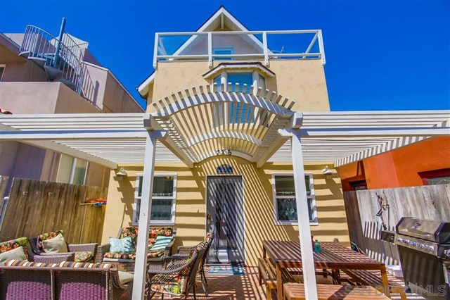 726 Pismo Court, Pacific Beach home for sale